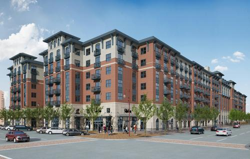 Finger Cos Breaks Ground On Downtown Apartments