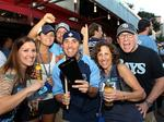 Babies born on Rays' opening day will be 'fans for life'