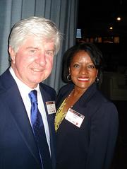 Frank Stone, Bank of America Merrill Lynch and Mischelle Grant.