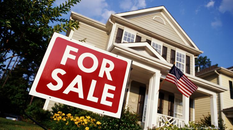 Home sales prices were up in February around the U.S.