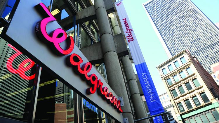 Walgreen Co. acknowledged for the first time it might move its headquarters to Europe.