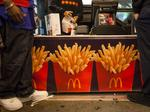 McDonald's making new sustainability push; aims to increase recycling, sustainable sourcing
