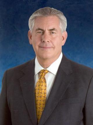 Exxon Mobil Corp. CEO Rex Tillerson has some younger blood on his corporate management team now.