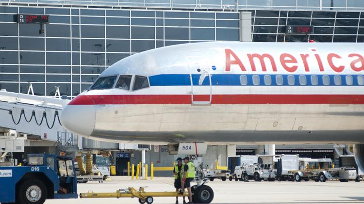 American Airlines' bankruptcy cost it roughly $400 million in expenses and fees.