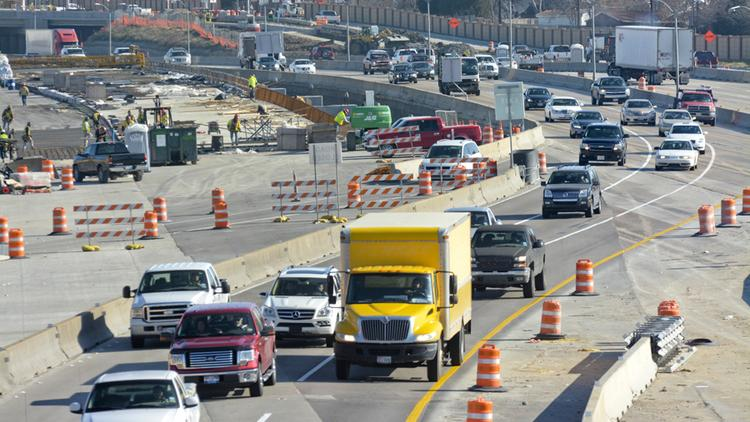 Congress avoided an interruption in federal funding for road projects by temporarily replenishing the Highway Trust Fund.