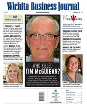Who killed Tim McGuigan? More than two years after the local banker's slaying, Wichita police aren't much closer to the answer. But they're certain someone out there has information that could help them crack the case. Publication date: December 6 Author: John Stearns
