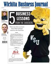 5 business lessons from the Shockers Publication date: May 3 Author: Daniel McCoy