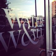 Water & Wall, 3811 N. Fairfax Dr. Chef Tim Ma of Vienna's Maple Avenue took a chance on a slower strip in Arlington with Water & Wall, which opened in October. Ma's menu includes Asian takes on classic fare, including a Burmese chicken salad and chicken wings with Korean red chili paste.