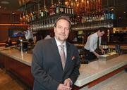 Mark Mednansky at the grand opening of the new Del Frisco's Grille