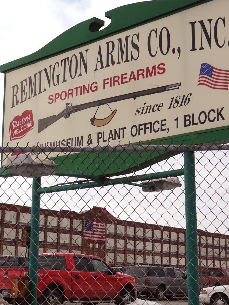 According to news reports, Remington's Alabama plant would be one of the company's largest, second only to this plant in New York.