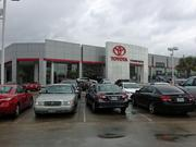 2. Sterling McCall Toyota - Scion  5,302 retail vehicles sold in 2012  5,629 total new vehicles sold in 2012