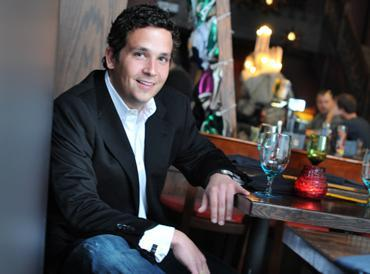 Ryan Burnet joined with top Twin Cities chef Isaac Becker on Burch Steakhouse and Pizza Bar in February.