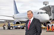 John O'Donnell, CEO of Albany International Airport.
