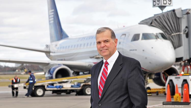 John O'Donnell, CEO of Albany International Airport, said the airport is searching for a contractor to take on a $4 million runway rehabilitation project.