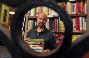 Chris Morrow, general manager of Northshire Bookstore in Saratoga Springs, NY.