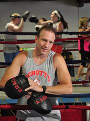 Andy Schott, owner of Schott's Boxing in Albany, NY.