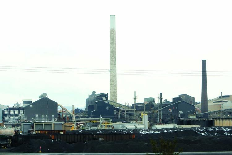 The Horsehead Plant site is located near Monaca in Potter and Center Townships in Beaver County.