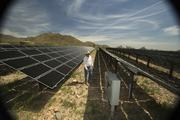 Solar issues rose to the top of the technology sector with a fight between Arizona Public Service Co. and installers.