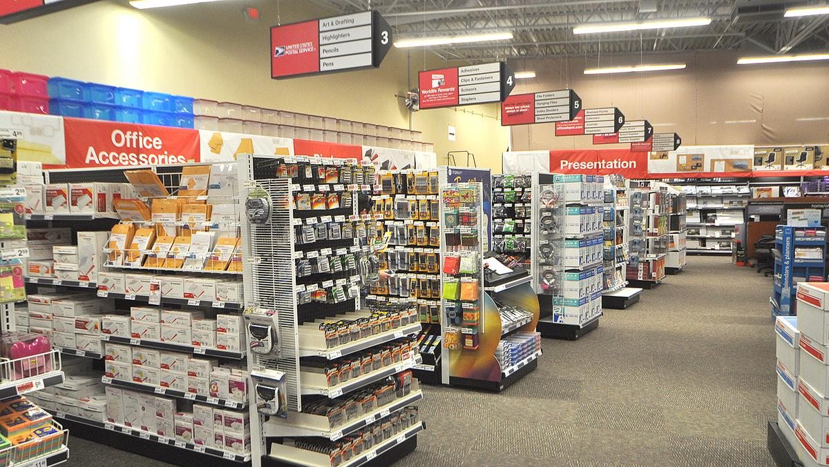 Office Depot Staples Shares Soar With Reports Of Advanced