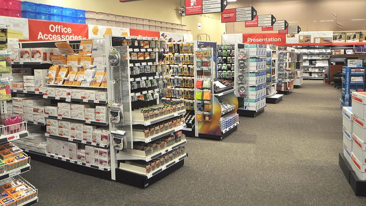 Office Depot is closing 400 stores, the latest major retailer to announce a massive closing plan.