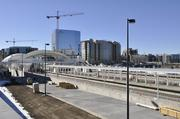 Denver Union Station is undergoing major change, with a 22-bay underground bus terminal set to open May 9 and new commuter rail service coming later.