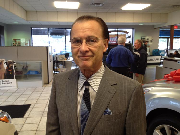 Alan Goldstein, owner and president of Goldstein Auto Group, is focusing on renovations at the company's Subaru dealership on Central Avenue in Colonie, NY. The investment comes after Goldstein Auto Group spent $3.2 million building a new Buick GMC showroom that opened last year about a half mile away at 1671 Central Ave.