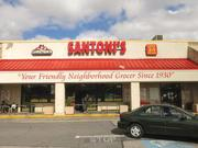 Santoni's space in an East Baltimore shopping center remains vacant. A new tenant is being sought.