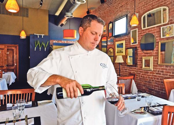 Rye and Bluestem owner Colby Garrelts took home the Best Chef Midwest award from the James Beard Foundation.