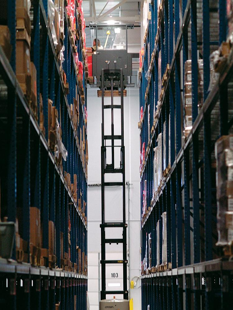 United Parcel Service Inc. opened this 245,000-square-foot Supply Chain Solutions warehouse facility off Outer Loop last year.