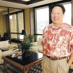 <strong>Peter</strong> <strong>Ho</strong> joins Inouye as 2nd Hawaii recipient of Naval Heritage Award