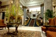 The Seelbach Hilton has enjoyed icon status for decades in Louisville. The hotel was opened in May 1905 by brothers Otto and Louis Seelbach.