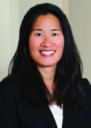 """Emily M. Lam Partner, Skatten, Arps, Slate, Meagher & Flom LLP """"My mom told me, 'Begin as you mean to go on.'"""""""