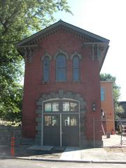 The Eustis Street Fire House in Roxbury's Dudley Square has won LEED Silver designation for sustainability from the U.S. Building Council.