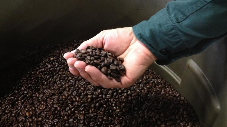 A prediction of drought in Brazil is sending coffee prices higher.