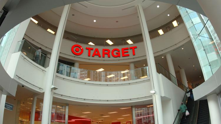 Target Corp.'s flagship store in downtown Minneapolis.