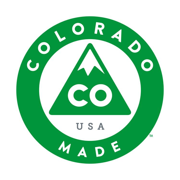 """The """"Colorado Made"""" symbol is one of four the state is licensing through its By Colorado program for companies to attach to products, packaging or websites."""