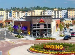 The Landing, a 5-year-old shopping center in Renton, has been sold by its developer for $165 million.