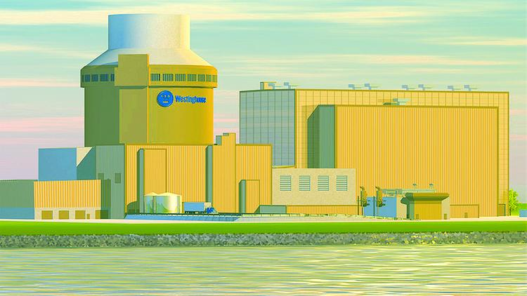 Currently eight Westinghouse AP1000 nuclear power plants are under construction in the U.S. and China, but Westinghouse said it sees potential to bring the technology to Brazil.