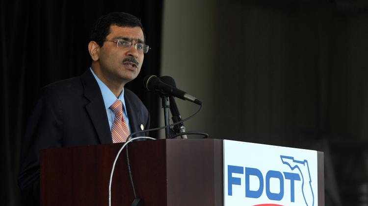 Ananth Prasad, FDOT secretary, mediated the meeting.