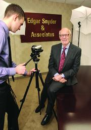 Edgar Snyder, known for his television commercials, is the president of Edgar Snyder & Associates. Snyder won a Diamond Award in 2013. Read the story  here.