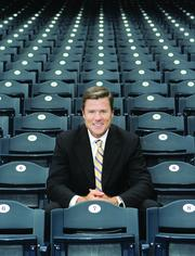 Pittsburgh Pirates President Frank Coonelly. Read the story  here.