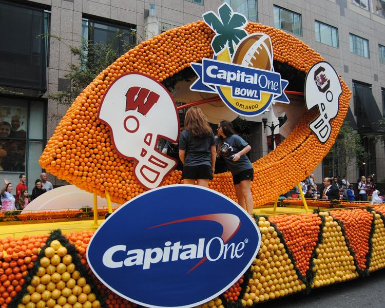 The big Capital One Bowl may get another sister event in September 2016.