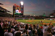 The Philadelphia Phillies ranked No. 8 in 2013 attendance, according to Major League Baseball. The Phils had total attendance of 3 million, or an average of 37,190 a game. See how the Phillies compare