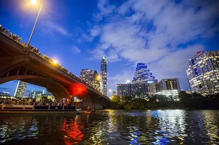Downtown Austin's skyline reached new, often picturesque heights this year. And when the world of news and business collided, we called upon photographer Nick Simonite to provide the visual context for the stories that shaped Austin's business scene. Click on this image to see a slideshow that takes you through the year in photographs, as seen through Simonite's lens.