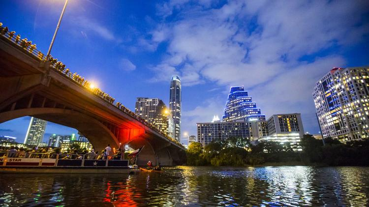 Business and government leaders in Austin want to make the Violet Crown City a destination for LGBT tourism.