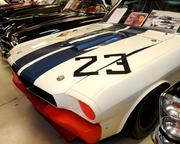 1965 Shelby GT 350 'R' Model Ford Mustang raced by Charlie Kemp from 1967-1971.