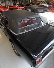 1966 GT Ford Mustang.