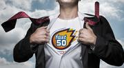 It's a bird! It's a plane! It's Nick Simonite's photo illustration that accompanied our 2013 Fast 50, highlighting Austin's 50 fastest growing companies.