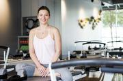 Maja Kermath ditched her high-powered jobs in digital media with AT&T Inc. and HBO in Los Angeles to start what she hopes will become a national fitness brand, KOR180.