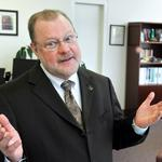 Charlotte's Newsmakers in 2013: Ron Carlee